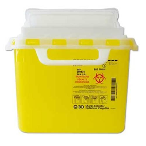 BD Sharps Container 5.1L