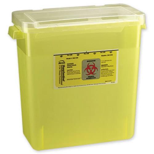 Bemis Sentinel® Sharps Container 3 Gallon