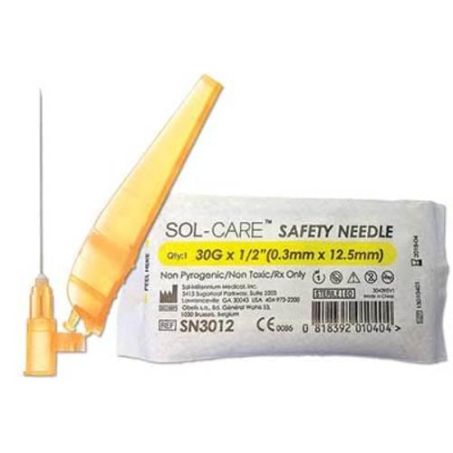Sol-Care Flip Needle Only