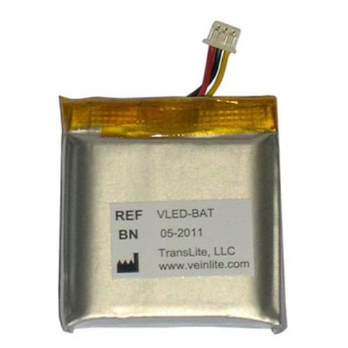 <p>Replacement rechargeable battery for Veinlite LED and Veinlite LEDX. </p>