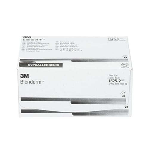"3M Blenderm Clear Surgical Tape 2"" x 5 Yards"