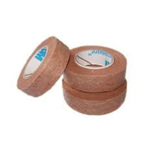 "Micropore Surgical Tape, Tan Colour, 1/2"" x 10 yard"