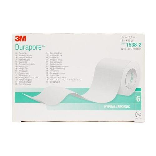 "3M Durapore Surgical Tape 2"" x 10 Yards"
