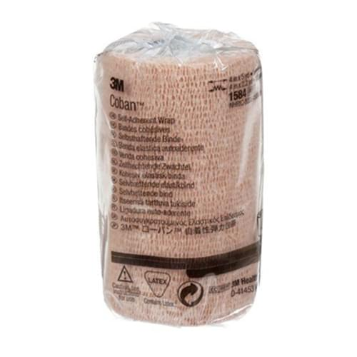 "3M Coban Self-Adherent Bandage 4"" x 5 Yards"