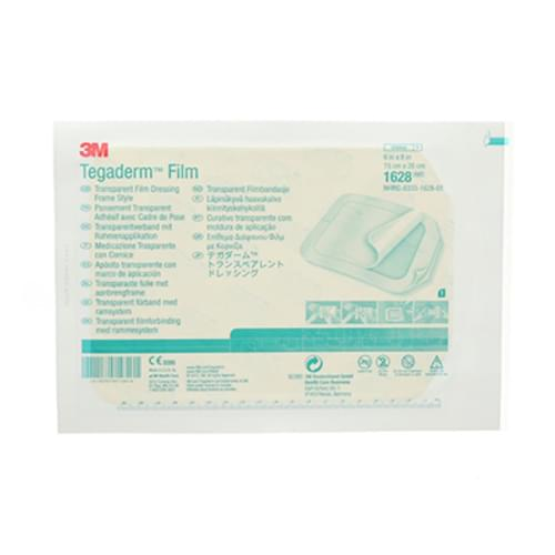 "3M Tegaderm Transparent Film Dressing 6"" X 8"""