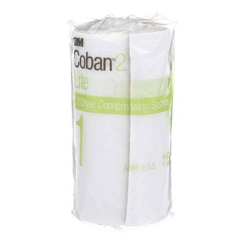"3M Coban 2 Lite Comfort Foam Layer 6"" 3yd"