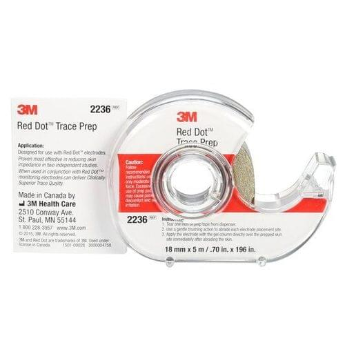 3M Red Dot Trace Prep Tape