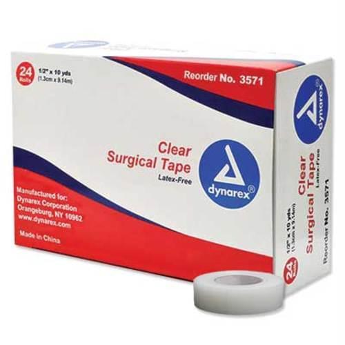 "Transparent Tape 1/2"" 24 Rolls/box"
