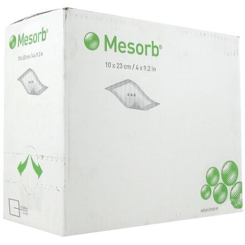 Mesorb Absorbent Dressing - 10cm x 23cm