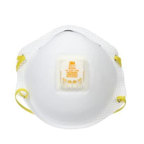 3M N95 Particulate Respirator with Valve