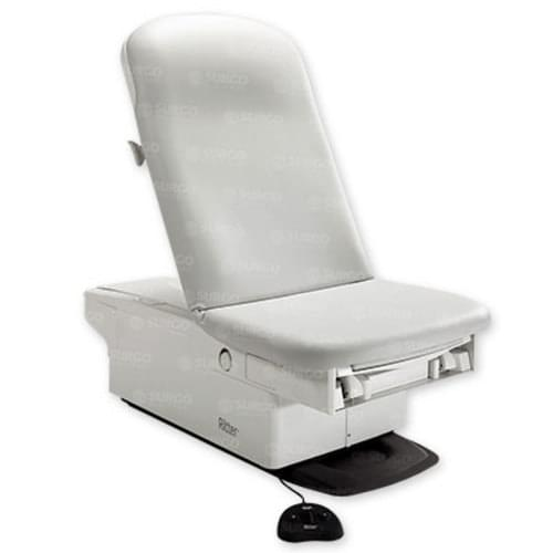 Ritter 224 Barrier-Free Examination Chair With Roller System & Heater