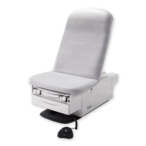 Ritter 225 Barrier-Free Examination Chair With Heater Stone