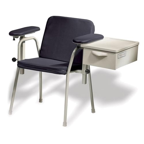 Ritter 281 Blood Drawing Chair - Obsidian