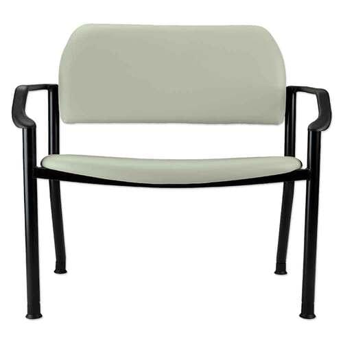Ritter 282 Side Chair With Arms - Mineral