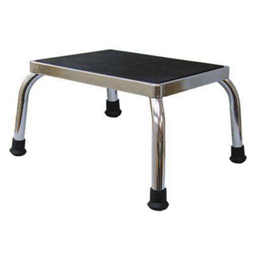 Chrome - Patient Step Stool