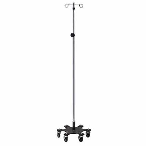 Clinton IV-610 Six-Leg Heavy Duty Infusion Pump Stand