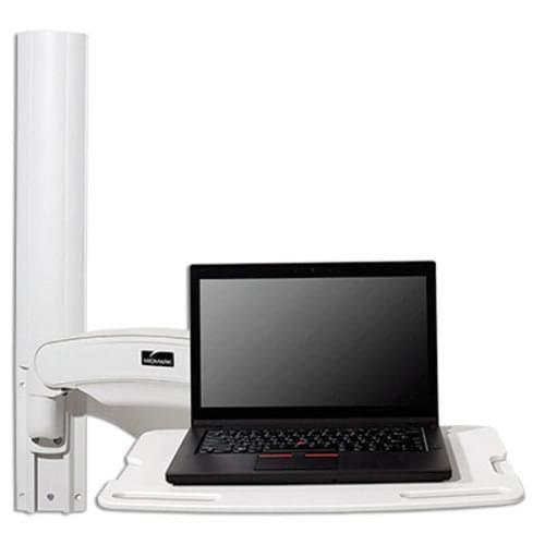 Midmark Care Exchange Work Station Model 6281 - Ideal for Laptops