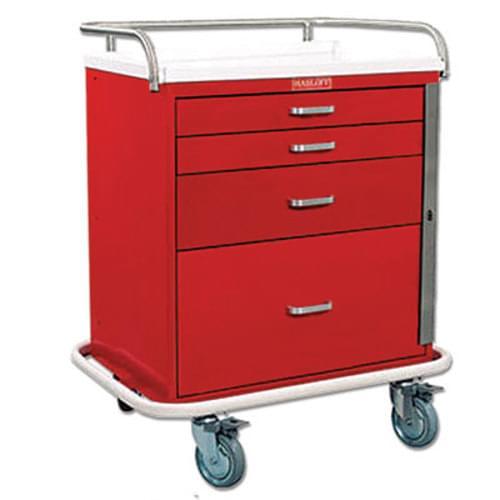 Harloff 6300 Emergency Cart