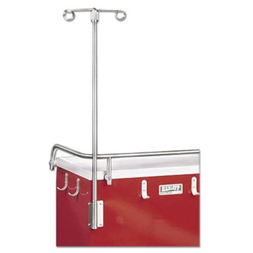 IV Pole For Harloff Emergency Cart Model 680401