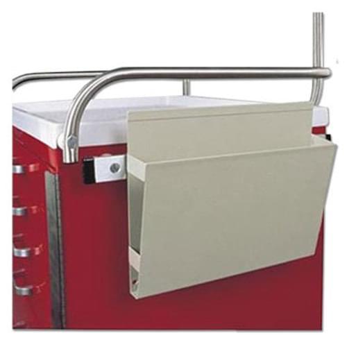 Metal Chart Holder for Harloff Emergency Cart Model 680416