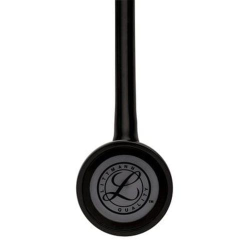 """<p>Reward your achievement with a mark of distinction—the 3M™ Littmann® Master Cardiology™ Stethoscope. With its handcrafted stainless steel chestpiece, this top-of-the-line stethoscope is designed for peak performance. It features a patented tunable diaphragm that conveniently alternates between low and high-frequency sounds with a simple change of pressure on the chestpiece.</p> <p><strong>Details</strong></p> <ul> <li>Anatomically designed headset</li> <li>Two-in-one tube design helps eliminates noise from tubes rubbing together</li> <li>Pressure-based sound frequency adjustment with tunable diaphragm</li> <li>Special-procedures adaptor for neonatal or pediatric auscultation included</li> <li>Includes patented snap-tight soft-sealing eartips</li> <li>Non-chill rim and diaphragm</li> <li>Durable design</li> </ul> <p><strong>Specifications</strong></p> <ul> <li>Binaural Construction: Double Lumen</li> <li>Chestpiece Finish: Smoke</li> <li>Chestpiece Technology: Single-Sided</li> <li>Chestpiece Weight: 3.2 Ounce (90 g)</li> <li>Diaphragm Diameter: 2"""" (5.1 cm)</li> <li>Diaphragm Material: Epoxy/Fiberglass</li> <li>Headset Material: Wide diameter aerospace alloy/anodized aluminum</li> <li>Overall Length: 27"""" (69 cm)</li> <li>Performance: 10</li> <li>Special Adaptors: Yes</li> <li>Tube Colour: Black</li> <li>Warranty: 7 Years</li> </ul>"""