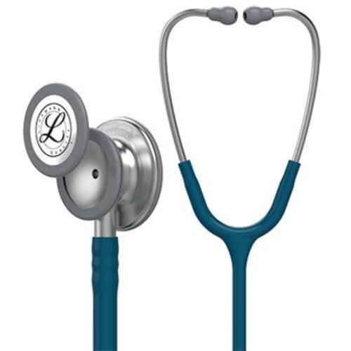 Littmann Classic III Monitoring Stethoscope - Caribbean Blue Tube