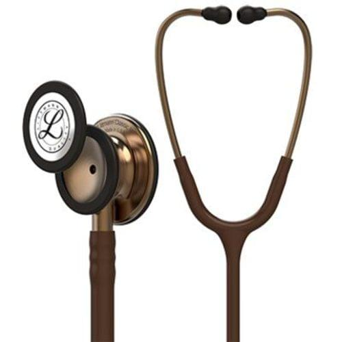 Littmann Classic III Monitoring Stethoscope With Copper Chestpiece - Chocolate Tube