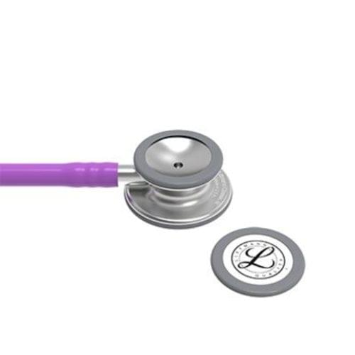 <p>The latest version of the stethoscope that helps millions of medical professionals achieve their best. The 3M™ Littmann® Classic III™ Stethoscope offers high acoustic sensitivity for exceptional performance, a versatile two-sided chestpiece with tunable diaphragms that let clinicians hear different frequency sounds by simply adjusting the pressure, snap-tight, soft-sealing eartips, and resilient next-generation tubing that retains its shape and flexibility. Ideal for students and medical professionals alike.</p> <p>The 3M™ Littmann® Classic III™ Stethoscope combines high acoustic sensitivity with a versatile, two-sided chestpiece for exceptional performance. Listen to, identify, and diagnose even the most subtle body sounds through the power of tunable diaphragm technology. Simply hold the chestpiece with light pressure to hear low-frequency sounds and increase pressure incrementally to hear higher-frequency sounds. Designed to be resilient, the 3M™ Littmann® Classic III™ Stethoscope is also built to withstand the rigours of healthcare. Made without natural rubber latex, the resilient, next-generation tubing retains its shape and flexibility even after folding tightly into a pocket. Similarly, its materials improve stethoscope lifespan with enhanced resistance to skin oils and alcohol. For everything that healthcare throws at you, turn to the 3M™ Littmann® Classic III™ Stethoscope.</p> <p><strong>Details</strong></p> <ul> <li>Monitor and assess a wide range of patients</li> <li>Single-piece tunable diaphragm is easy to attach, and easier to clean because its surface is smooth without crevices</li> <li>Pediatric side converts to a traditional open bell by replacing the single-piece diaphragm with a non-chill rim</li> <li>Next-generation tubing provides longer life due to improved resistance to skin oils and alcohol</li> <li>Stainless steel chestpiece is precision-machined into an aesthetically pleasing, less angular shape; the stem features open side indicator</li