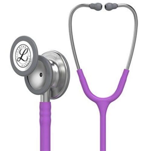 Littmann Classic III Monitoring Stethoscope - Lavender Tube