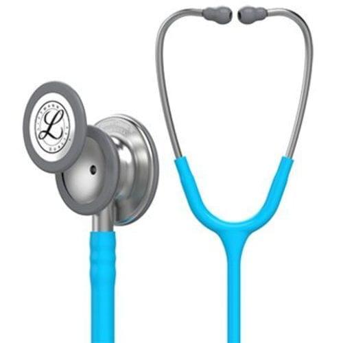 Littmann Classic III Monitoring Stethoscope - Turquoise Tube