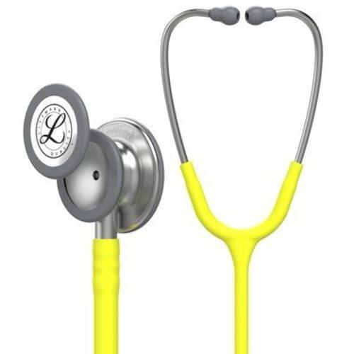 Littmann Classic III Monitoring Stethoscope - Lemon Lime Tube