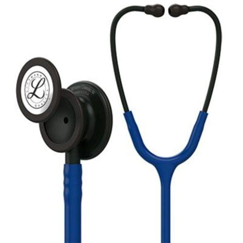 Littmann Classic III Monitoring Stethoscope With Black Chestpiece - Navy Blue Tube