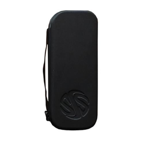 Universal Premium Stethoscope Case - Black with Handle