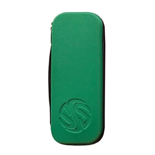 Universal Premium Stethoscope Case - Green with Handle