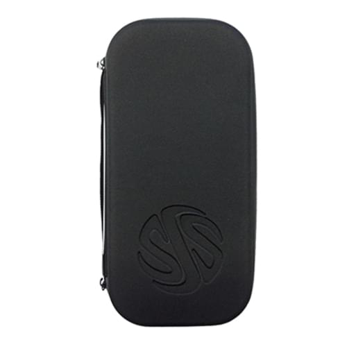 Universal Compact Stethoscope Case - Black with Handle