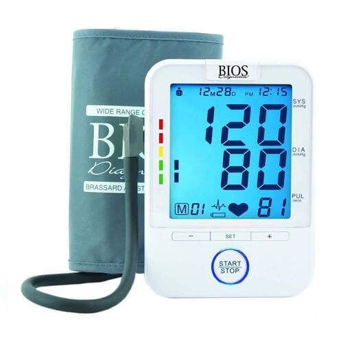 BIOS BD201 Diagnostic Precision Series 6.0 Blood Pressure Monitor