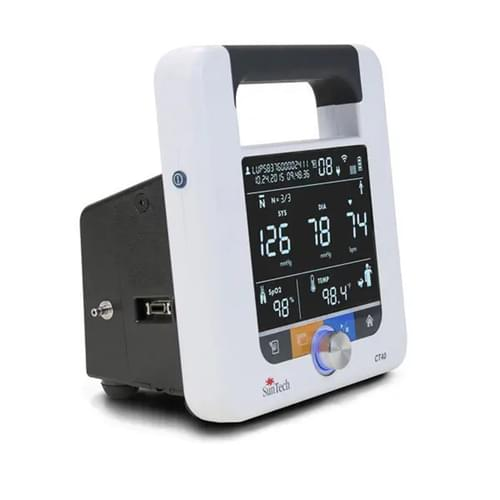 Automated Blood Pressure with Averaging