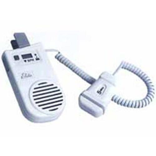 <ul> <li>The ELITE hand-held Fetal Doppler from Nicolet, offers the features you're looking for in a hand-held Doppler.</li> <li>The comfortable shape of the Elite probe is easy to hold and features broad beam technology, making it very easy to find and lock onto the signal of interest </font></span> </li> <li>Probes also incorporate Static Suppression Doppler (SSD) technology for a clear, static-free signal and the best possible diagnostic information </font></span> <li>5 year parts & 1 year labour warranty