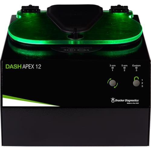 Drucker DASH Apex 12 Set-And-Lock STAT Centrifuge