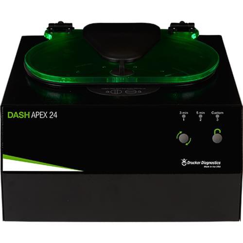 Drucker DASH Apex 24 High Volume STAT Centrifuge