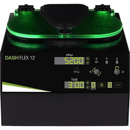 Drucker DASH Flex 12 Programmable STAT Centrifuge