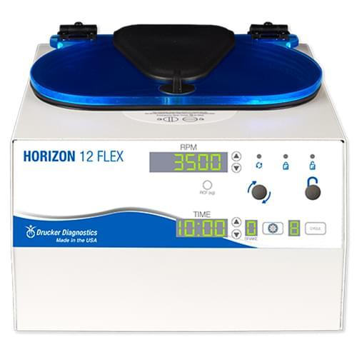 Drucker HORIZON 12 Flex Programmable Routine Centrifuge