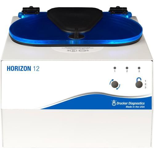 Drucker HORIZON 12 Compact Routine Centrifuge