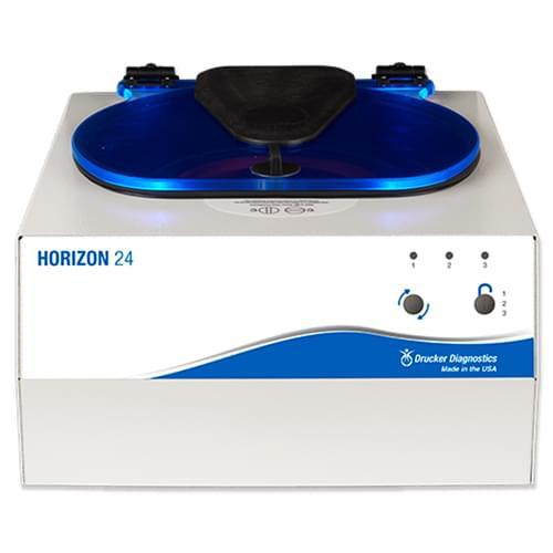 Drucker HORIZON 24 High-Capacity Routine Centrifuge