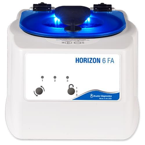 Drucker HORIZON 6 FA Fixed Angle Routine Centrifuge