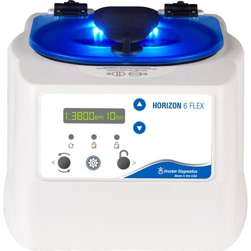 Drucker HORIZON 6 Flex Programmable Routine Centrifuge