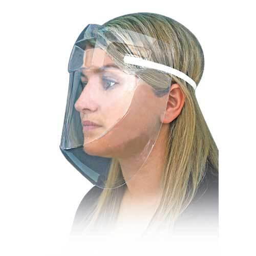 Better Shield Disposable Face Shield 50/Box