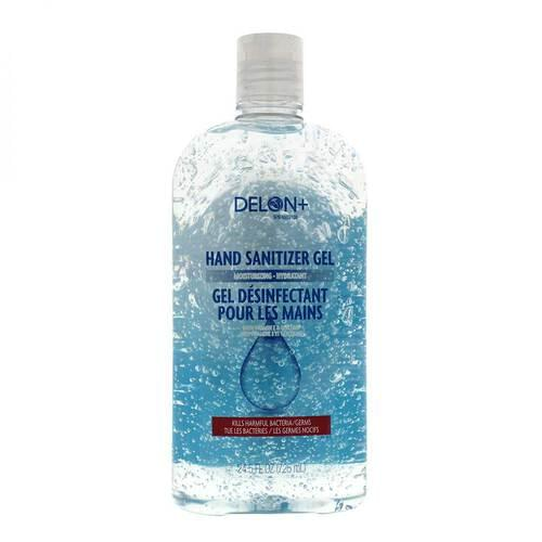 Hand Sanitizer Gel 725 mL Flip Top 62% Alcohol