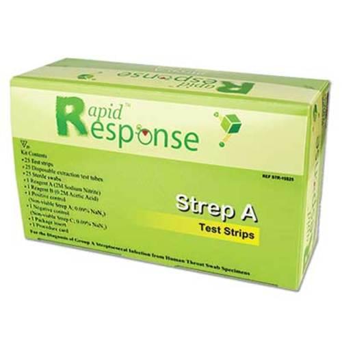 Rapid Response Strep A Test