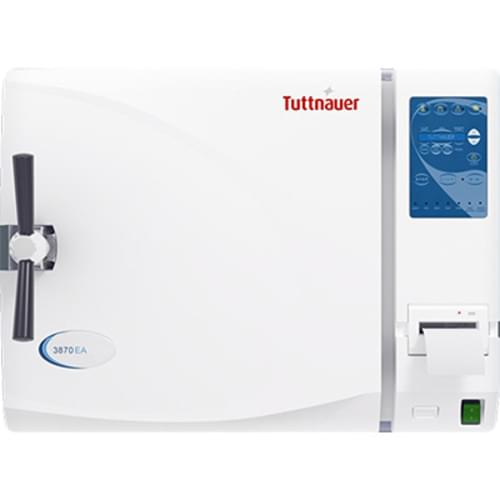 "Tuttnauer 3870EAP Large Capacity Automatic Autoclave With Printer 15"" x 30"" Chamber"
